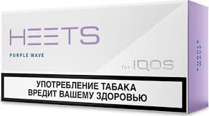 <b>Стик Heets для IQOS</b> Parliament Purple Label — купить в ...