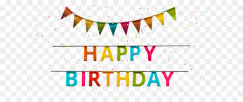 Happy Birthday To You Png Download 5934 3340 Free