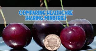 Health Care Sharing Ministries Comparison Chart Comparing Healthcare Sharing Ministries Hsa For America
