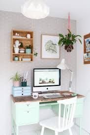 office table decoration ideas. Office:18 Office Table Ideas Sensational Love This Mint Desk Home Decor Accessories Pinterest 29 Decoration E