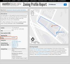 Zoning Districts In Austin Tx What Are They How They