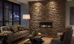 es stacked stone castaway int livingroom night after