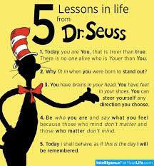 Dr Seuss | 18th birthday quotes funny ...