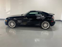 At first it seemed daimler was proud of its american spouse, giving them chassis to build cars on for the american market (the chrysler 300 is still built on an ancient mercedes chassis design). Used 2005 Black Clearcoat Chrysler Crossfire Srt 6 Srt6 For Sale Sold Prime Motorz Stock 3004