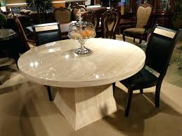round stone top dining table dining tables awesome round stone dining table round stone top dining