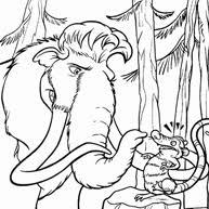 Ice Age Kleurplaten Voor Kinderen Kleurplaatjecom