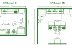 ideal hospital pharmacy floor plan