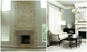 refacing brick fireplace refacing brick fireplace with marble tile refacing brick fireplace with glass tile