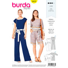 Burda Patterns Custom Design Inspiration