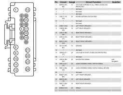 2010 Ford Fusion Speaker Wiring Diagram Diagram Base Website ...