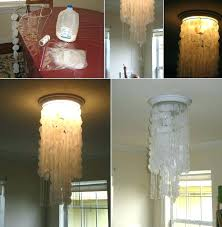 what to do with old chandeliers milk jug chandelier what to do with old milk jugs
