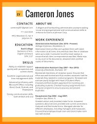 7 Best Resume Format 2017 Students Resume