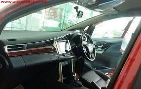 2018 toyota innova touring sport.  2018 Toyota Innova Crysta Touring Sport Interior On Dealer Display Inside 2018 Toyota Innova Touring Sport
