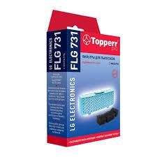 <b>Набор фильтров Topperr FLG</b> 731 для пылесосов LG Electronics в ...
