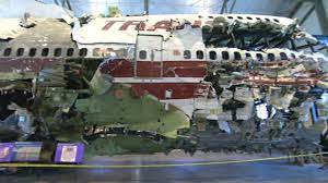 crash of TWA 800 ...