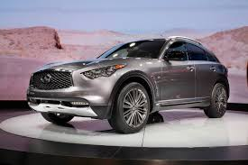 new car press release2017 Infiniti QX70 Limited Debuts in New York Press Release  Autoweb