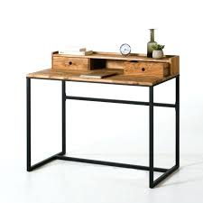 desk aliexpress loft french country style iron wood coffee console table computer desk country