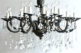 hanging glass candle holder and metal votive holders chandelier light