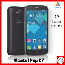 Original Alcatel Pop C7 ( 4GB + 0.5GB ...
