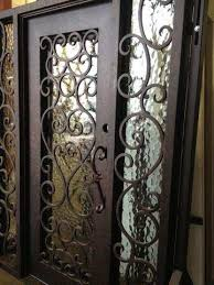 Iron Doors Design