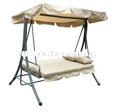 bay patio swing parts list with canopy porch