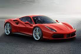 Ferrari 488 Gtb Review Trims Specs Price New Interior Features Exterior Design And Specifications Carbuzz