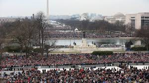 trump inauguration crowd size fox how do we know trumps inaugural crowd size the atlantic