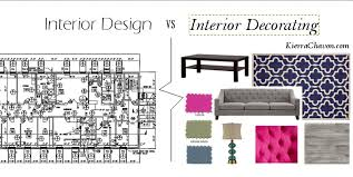Interior Design Vs Interior Decorating Interior Design VS Interior Decorating KChavon Designs 3