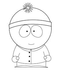 Coloring Pages South Park 2123225