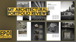 Architectural Design Portfolio Examples Architectural Portfolio Layout Review Different Types Of Architectural Portfolios