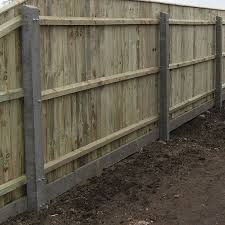 concrete fence posts. Fine Fence Recessed Concrete Fence Post  Intermediate Throughout Posts M