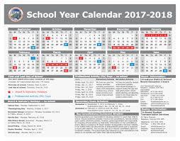 year calender school year calendar