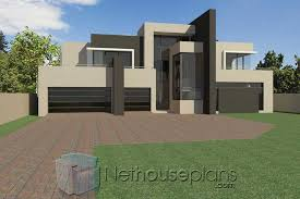 contemporary style house plans and
