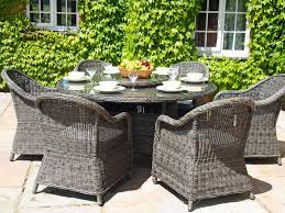 grey rattan dining table. picture grey wicker chairs rattan dining table