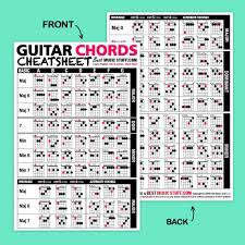 Movable Guitar Chords Chart