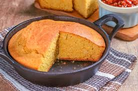 Southern Style Skillet Cornbread Recipe