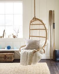 Hanging Rattan Chair Chairs Serena And Lily Ideas Wicker For
