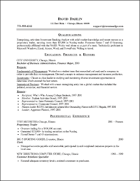 Finance Resume Example Sample Chief Financial Officer Resume