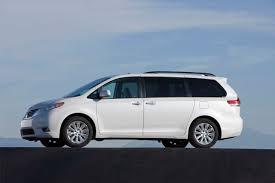 2011 Toyota Sienna Recalled For Brake-Light Switch Issue