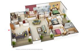 Prestige Group Prestige High Fields Floor Plan - Gachibowli, Hyderabad