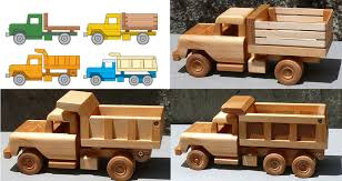 toy truck plans wood