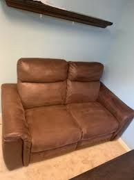 vegan leather sofa power recliner