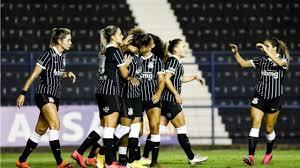 AO VIVO Corinthians x Santos - Paulista de futebol feminino