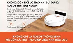 Robot Hút Bụi Xiaomi SKV4022GL Mi Robot Vacuum - Hàng Chính Hãng: Mua bán  trực tuyến Máy hút bụi tự động với giá rẻ