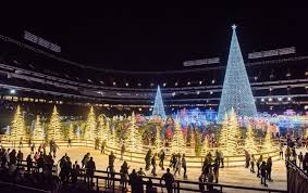 The Worlds Largest Christmas Light Maze Vie Magazine