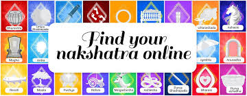 Free Rashi Chart Nakshatra Finder Find Your Nakshatra Or Birth Star Janma