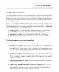 Resumes Personal Statements Personal Statement Examples For Resume Resume Cv Personal Statement