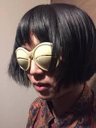 24歳男性のヘアスタイルとしておかっぱ頭というのはハッキリ言って異常