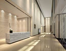 Modern office lobby Architecture Modern Office Lobby Design Commercial Interior Design Pinterest Modern Office Lobby Design Commercial Interior Design Art