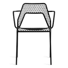 hot mesh patio chair metal mesh patio